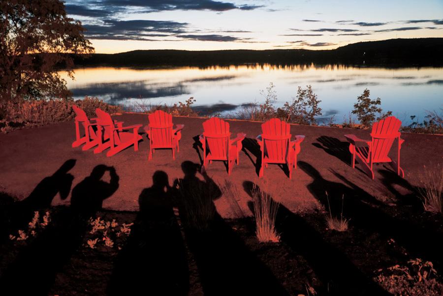 《百名摄影师聚焦加拿大》画册首发式在京举行