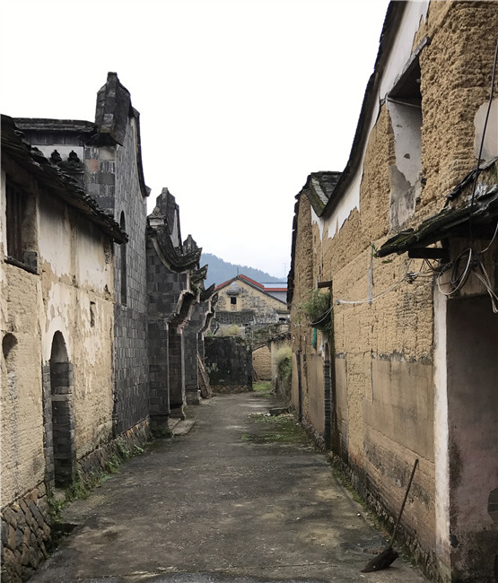 壁纸 风景 古镇 建筑 街道 旅游 摄影 小巷 555_650