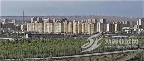 图说新疆之社会稳定篇