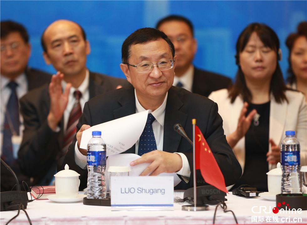 第2届金砖国家文化部长会议在天津举行 成立多个文化联盟