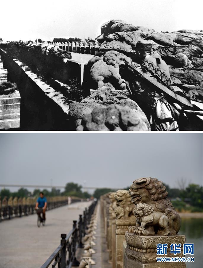 抗战中的影像记忆