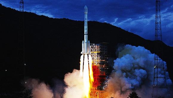 """火箭异常后,中星9A独自""""爬""""上3.6万公里轨道"""