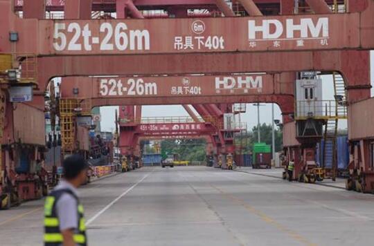 """迈入全球内河第1方阵 武汉要建""""亿吨大港,千万标箱"""""""