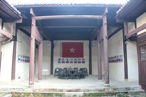 """【纪念""""三个90周年""""】在这里,红色传统在改革创新中薪火相传——探访工农革命军第一面军旗诞生的地方"""