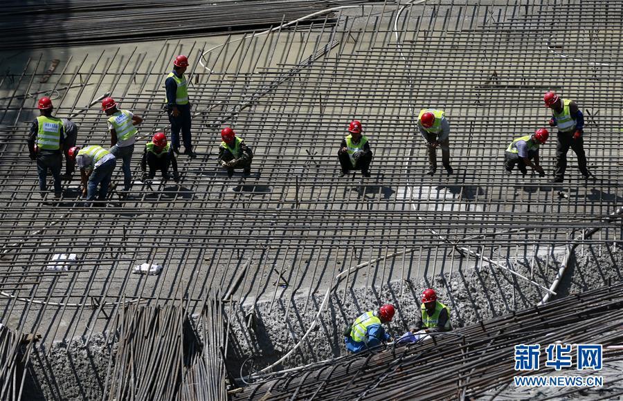 全球在建最大水电站白鹤滩主体工程全面建设