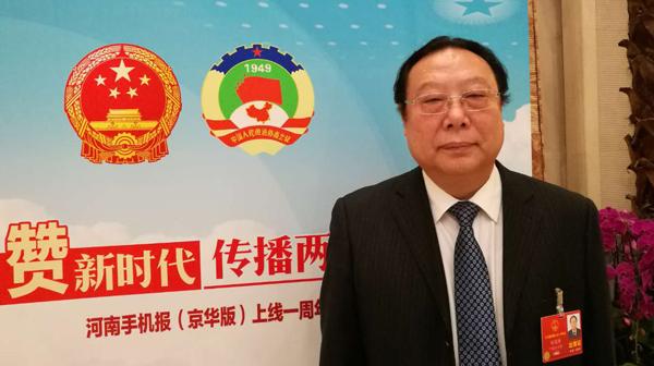 全国人大代表赵国祥:政府工作报告提出未来教育发展方向