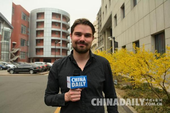 """点赞中国!外国留学生想把这些中国制造""""搬""""回家"""