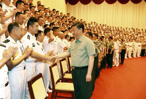 习近平的海军强军梦