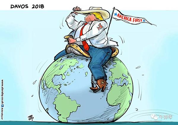 全球贸易战,特朗普这句话让欧洲人是如梦初醒