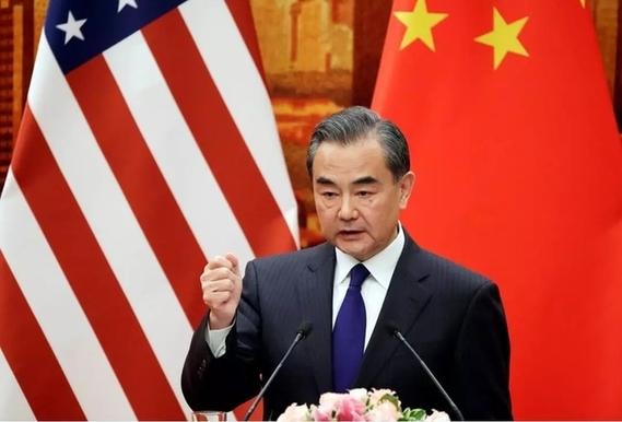 """有理有据!中国""""外交天团""""超燃回应美国单边保护主义来源"""