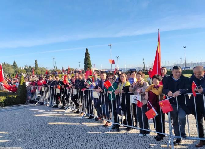 时政新闻眼丨访问葡萄牙,习近平引用16字古语为两国关系点赞