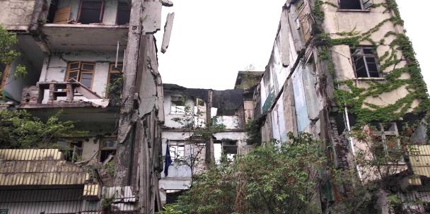 探访地震极重灾区汉旺:废墟遗址屹立十年 守望新城蝶变重生!